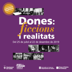 """TEMPORAL EXHIBITION: """"Women: fictions and realities"""""""